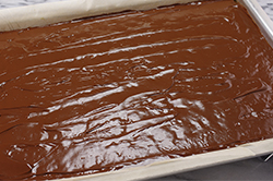 Chocolate Melted and Spread