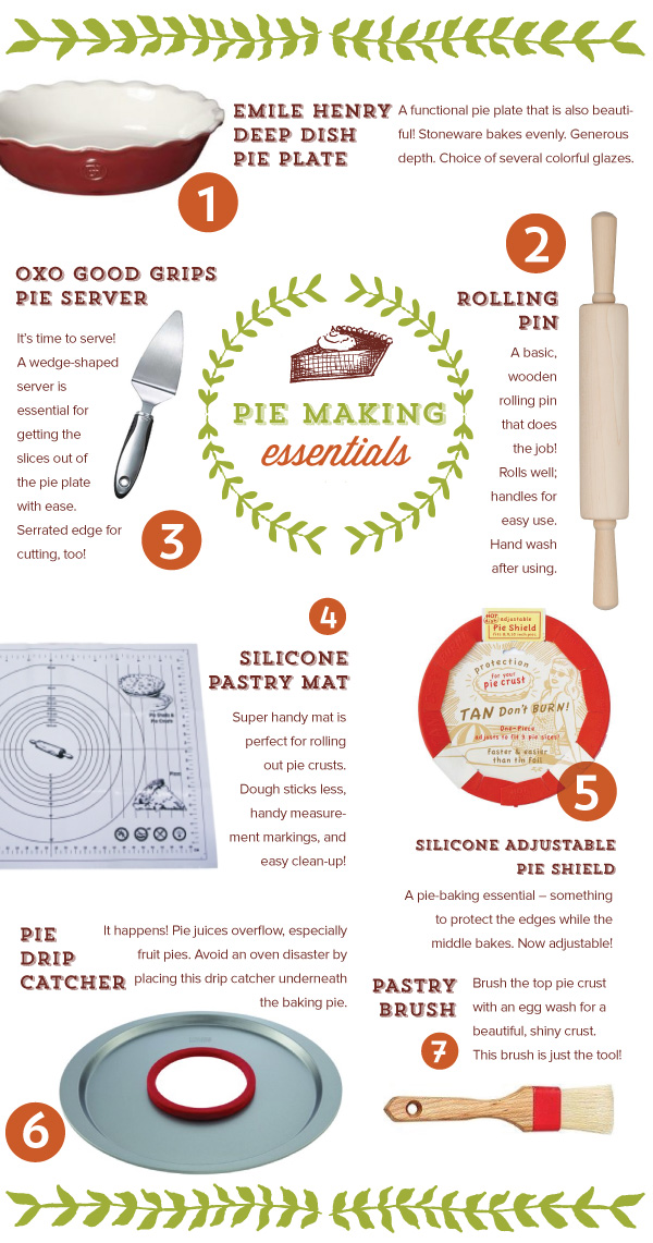 Pie Making Essentials
