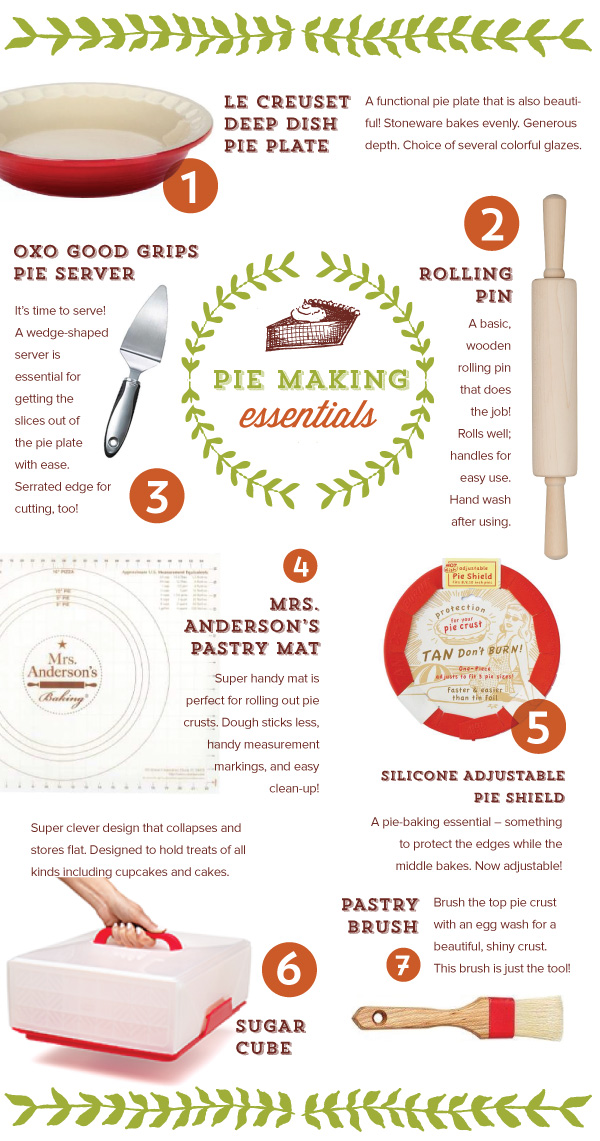 Pie Making Essentials