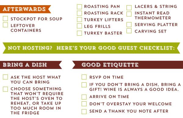 Good Guest Etiquette