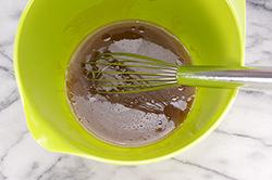 Wet Ingredients Whisked