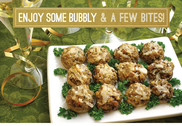 Enjoy Bubbly and Bites