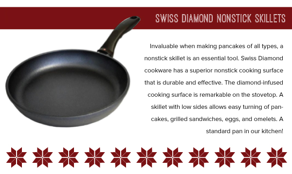 Swiss Diamond Nonstick Skillets