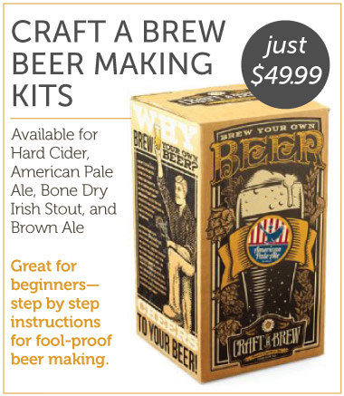 Craft a Brew Kits