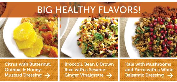 Healthy Big Flavos