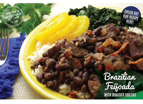 RECIPE: Brazilian Feijoada