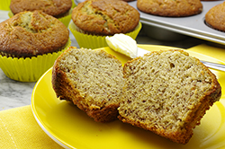 Nana's Banana Muffins