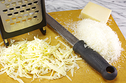 Grating Cheeses