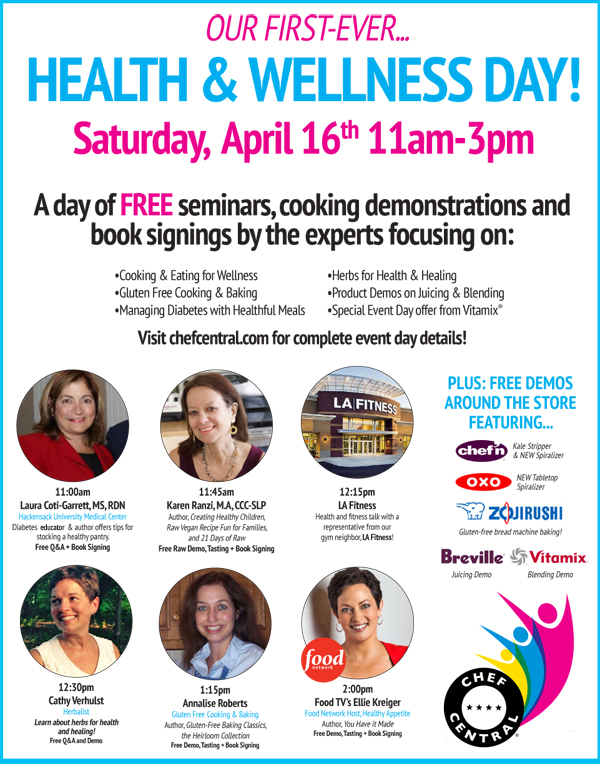 Health and Wellness Day