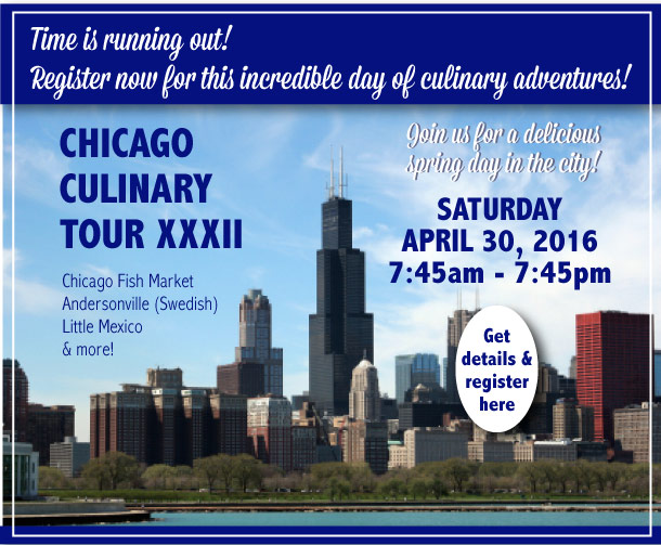 Chicago Tour