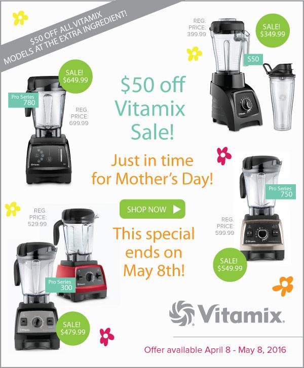 Vitamix Sale