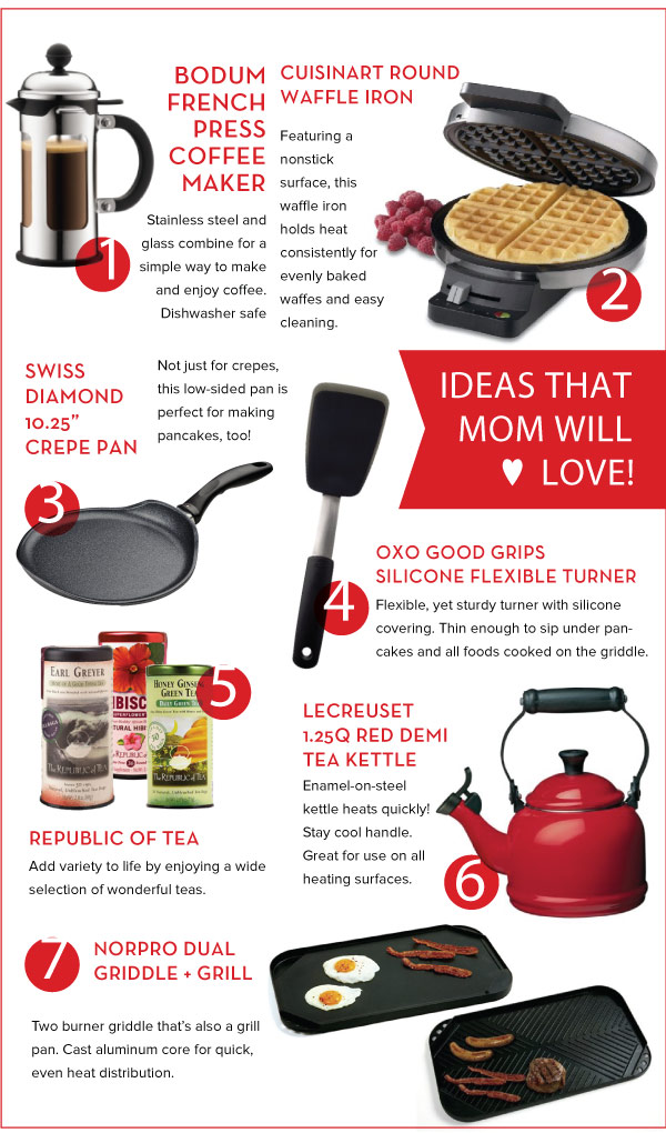 Ideas for Mom