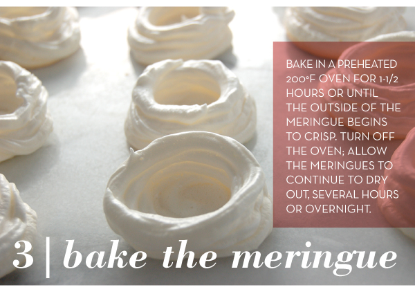 Bake the Meringue
