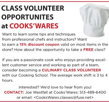 Class Volunteer