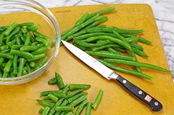 Cutting Beans