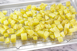 Cooling Potatoes