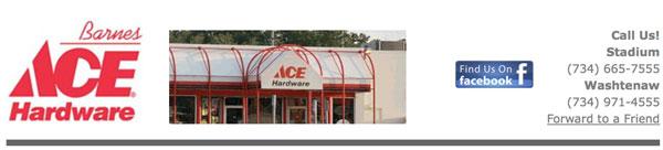 Ace Barnes Hardware