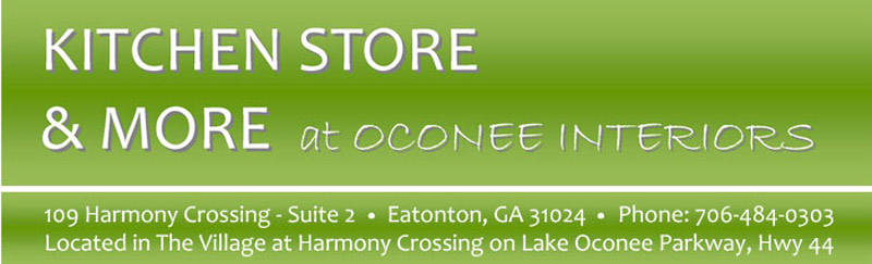 Kitchen Store and More at Oconee Interiors