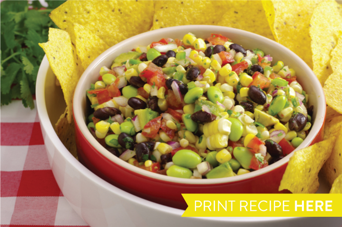 Fresh Summer Corn Salsa