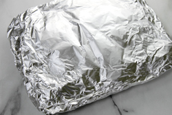 Foil Packet Ready to Grill