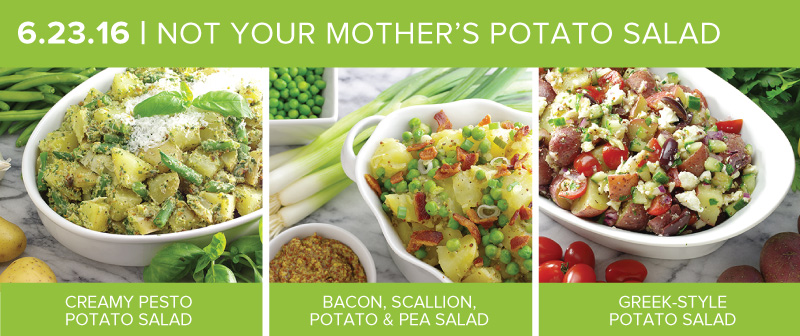 Not Your Mother's Potato Salad