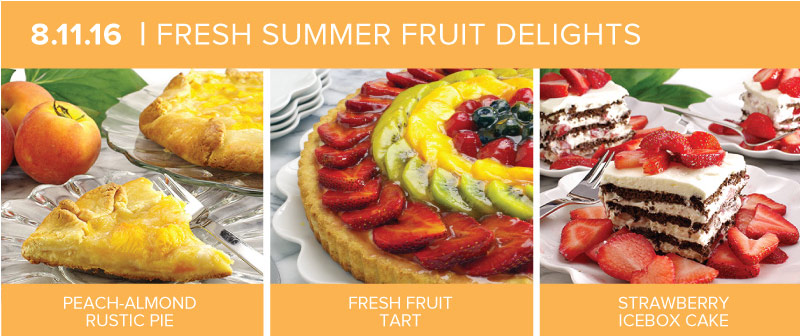 Summer Fruit Delights