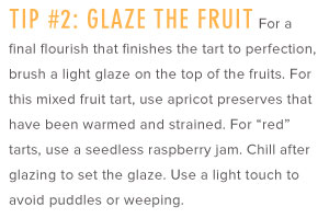 Glaze Fruit