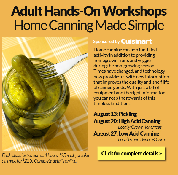 Canning Class