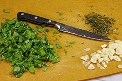 Chopped Herbs