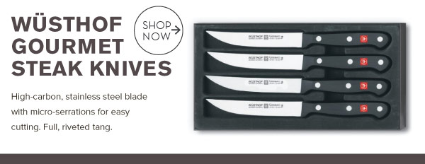 Gourmet Steak Knives