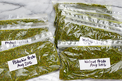 Packaged Pesto