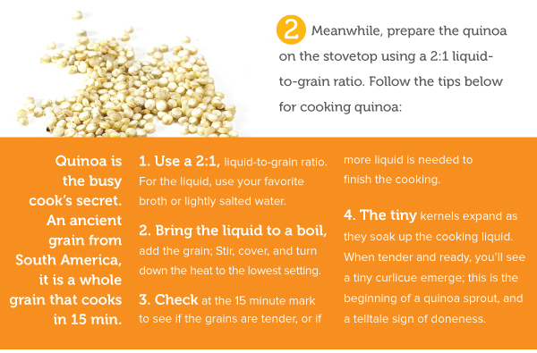 Cooking Quinoa