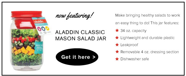 Salad Jar Feature