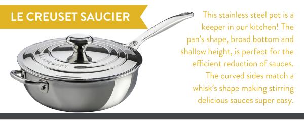 Saucier Pan