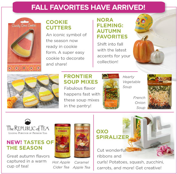 Fall Favorites at Relish