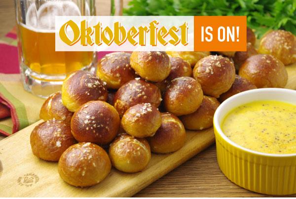 Oktoberfest is On!
