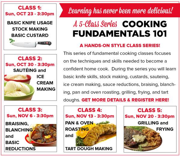 Fundamentals Class