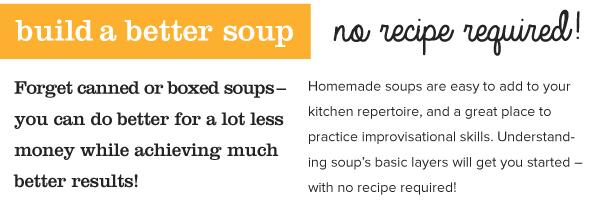 Build a Better Soup