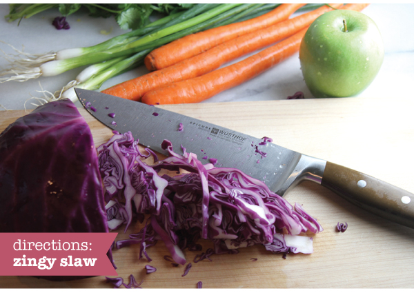 Directions Slaw