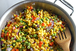 Added Corn