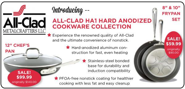 All-Clad Specials