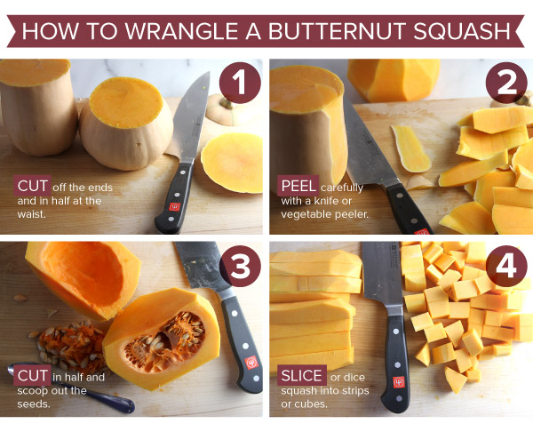 How-To Wrangle a Butternut Squash