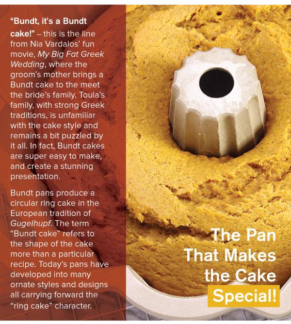 The Bundt Pan