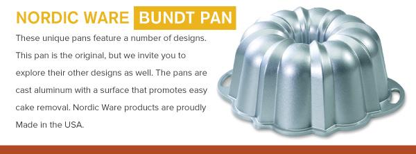 Nordic Ware Bundt Pan