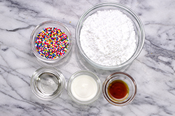 Glaze Ingredients