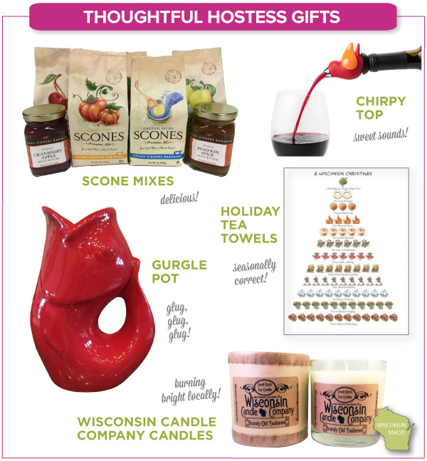 Thoughtful Hostess Gifts