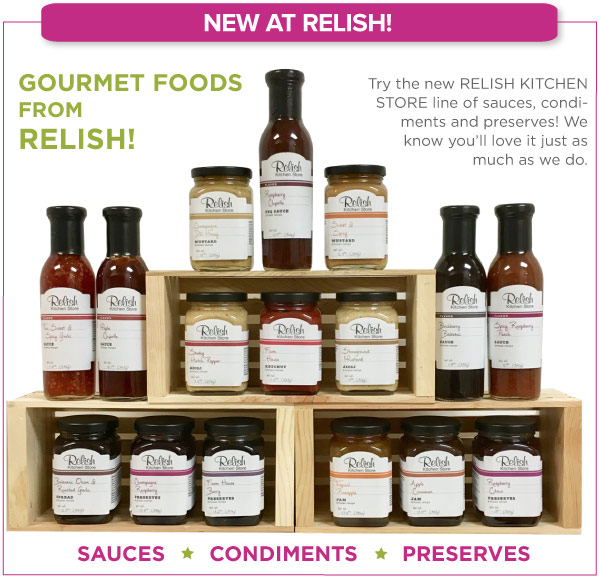 New at Relish