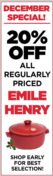Emile Henry on Special