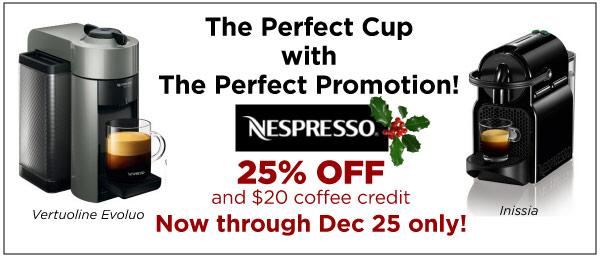 Nespresso Special