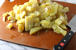 Parboiled Potatoes Diced